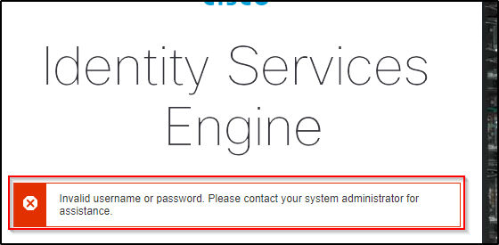 How to fix/Resolve the Cisco ISE Active directory group membership